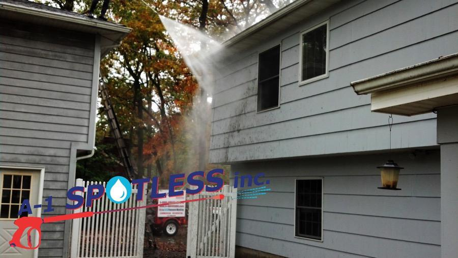 Cleaning Aluminum Siding Nj Middlesex Somerset Union A 1