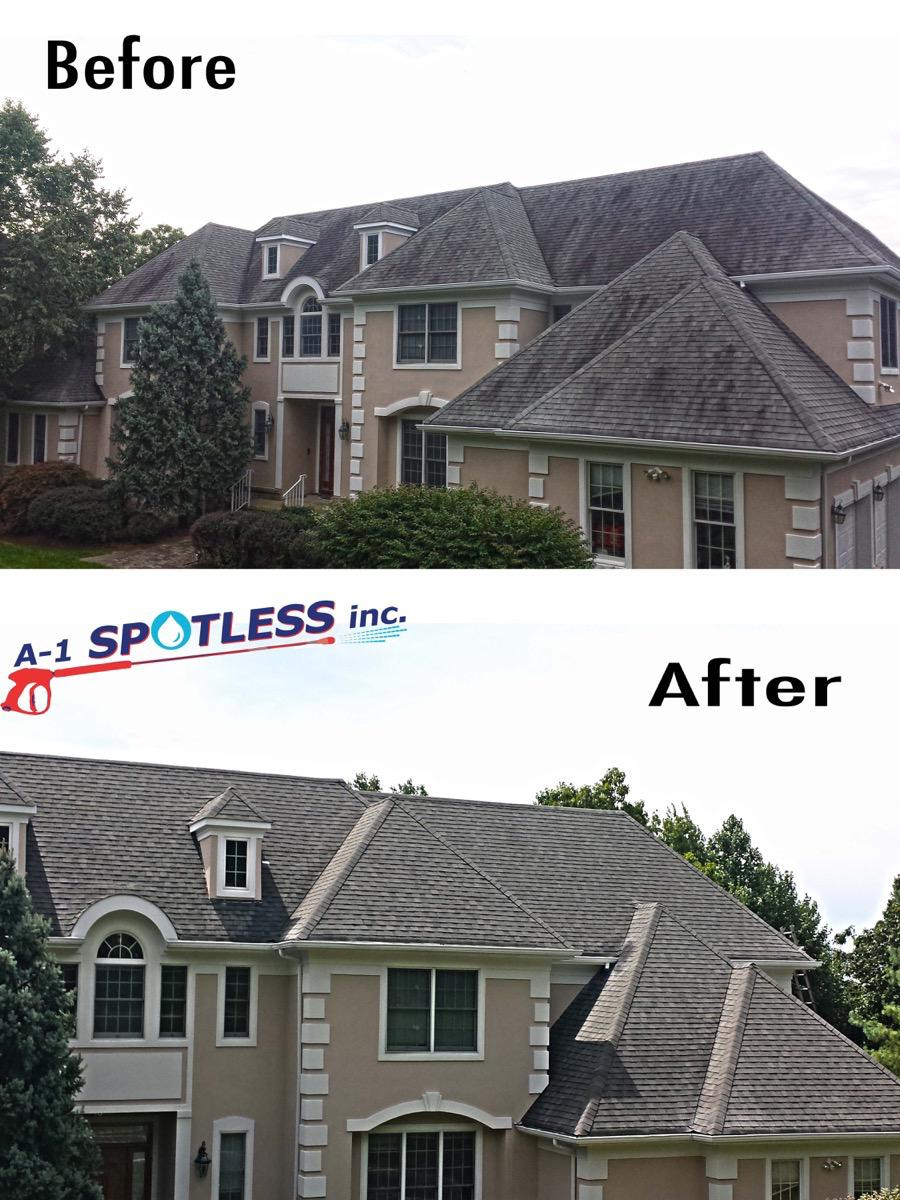 Power Washing Services Warren Nj A 1 Spotless Inc