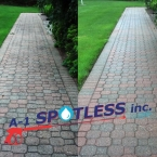 a-1-spotless-exterior-Pavers