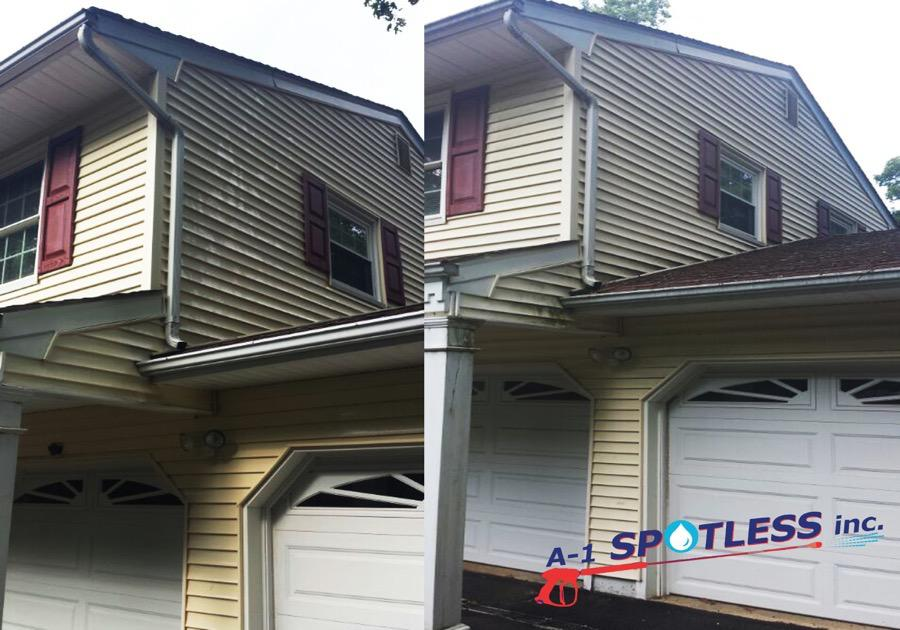 Power Wash Cleaning Vinyl Siding NJ Middlesex Somerset ...